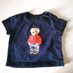 *3/$20* Ralph Lauren Polo Bear Graphic T-shirt